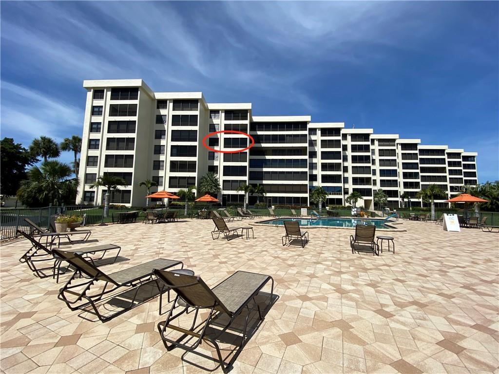 G&B CLUB Intent to Rent - Condo for sale at 5770 Midnight Pass Rd #509c, Sarasota, FL 34242 - MLS Number is A4472645