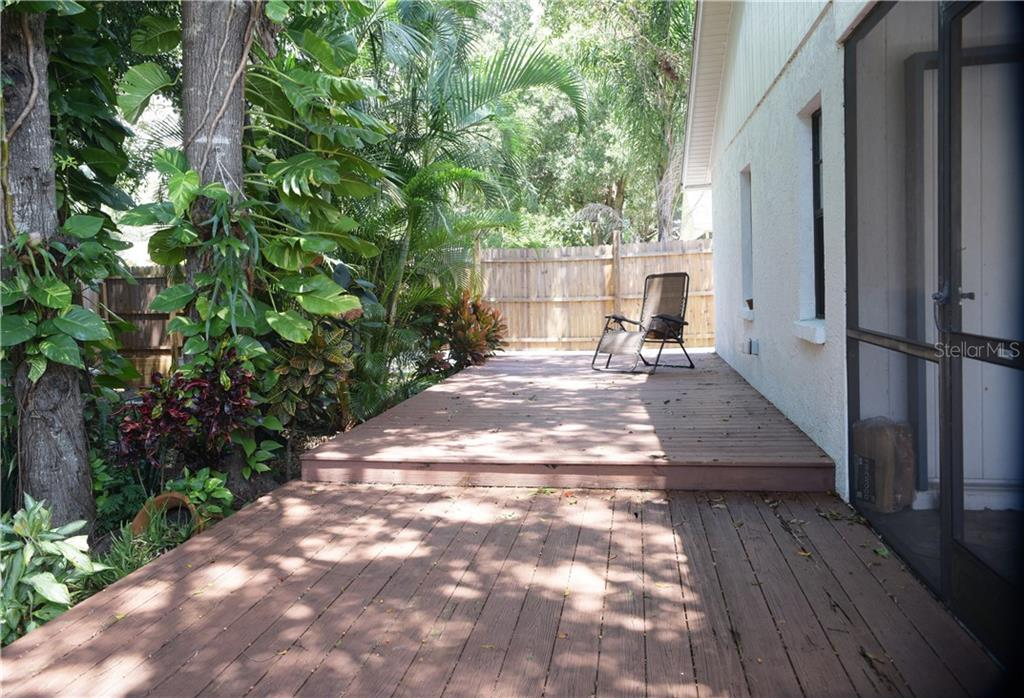 Wooded lot - Single Family Home for sale at 3921 Warren St, Sarasota, FL 34233 - MLS Number is A4474011