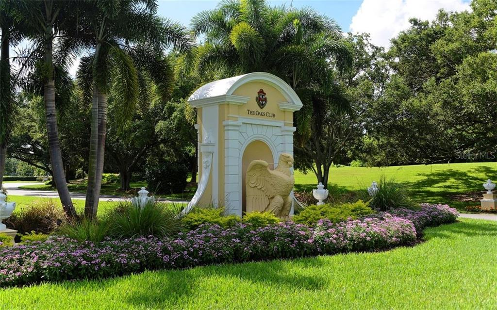 The Oaks Club - Condo for sale at 41 Bishops Court Rd #119, Osprey, FL 34229 - MLS Number is A4475081