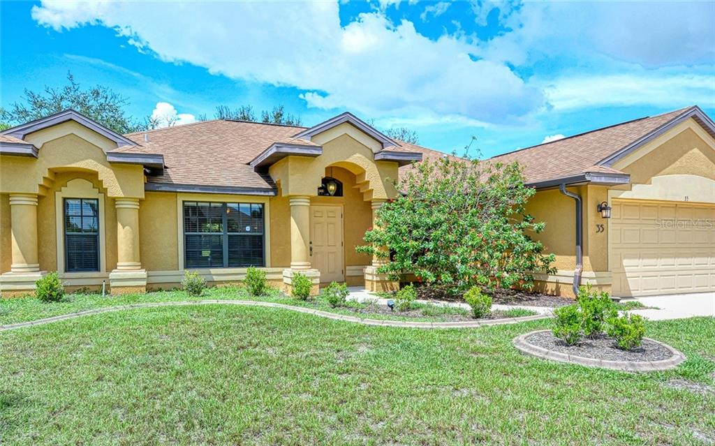 KWILRE Disclosure - Single Family Home for sale at 35 White Marsh Ln, Rotonda West, FL 33947 - MLS Number is A4475190