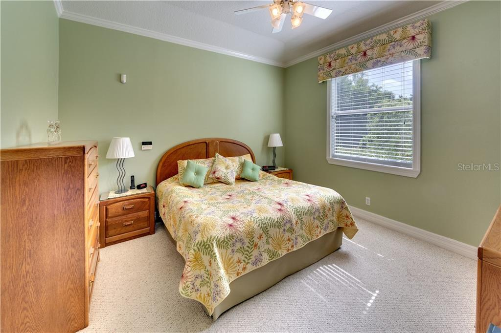 Master bedroom - Single Family Home for sale at 701 Misty Pond Ct, Bradenton, FL 34212 - MLS Number is A4476203