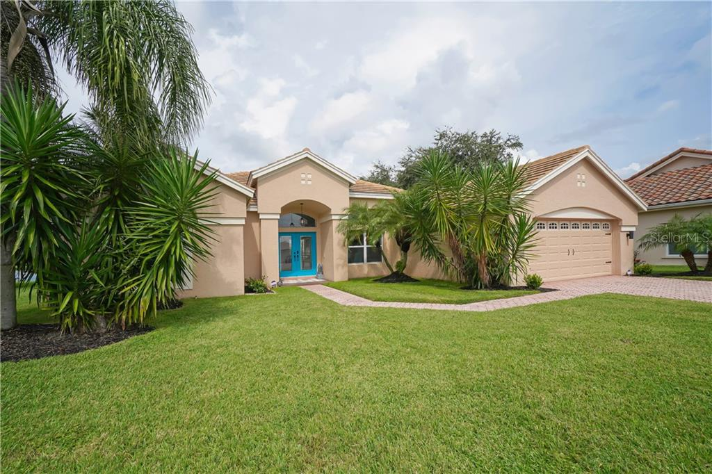 Survey - Single Family Home for sale at 7210 38th Ct E, Sarasota, FL 34243 - MLS Number is A4476330