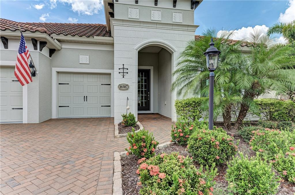 Covid Discl - Single Family Home for sale at 16507 Berwick Ter, Bradenton, FL 34202 - MLS Number is A4476405