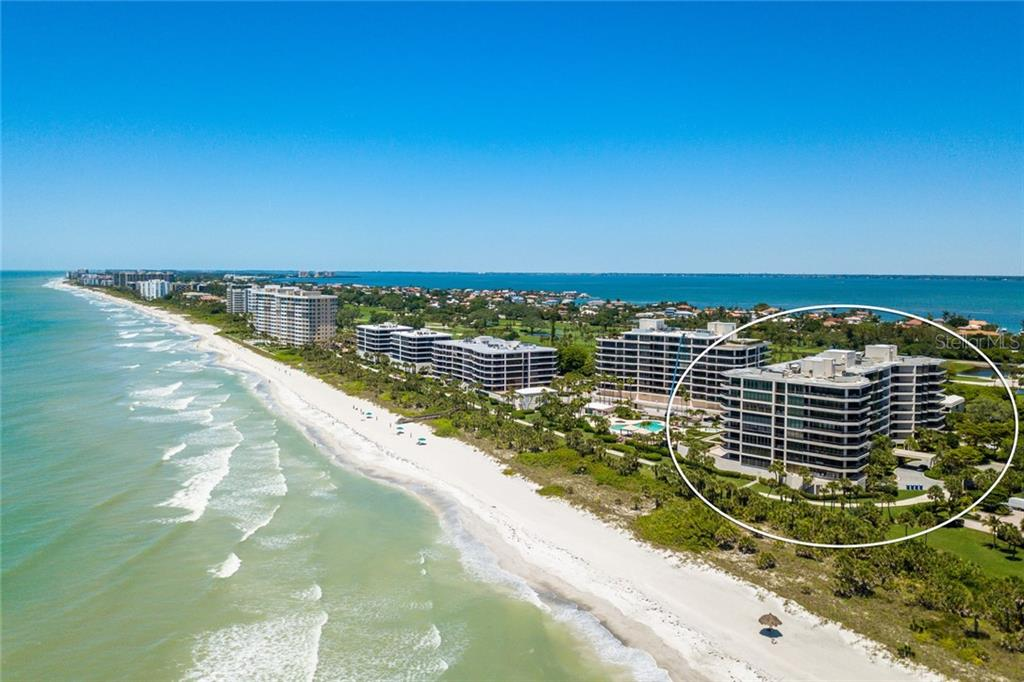 Condo Disclosure - Condo for sale at 535 Sanctuary Dr #C107, Longboat Key, FL 34228 - MLS Number is A4476797