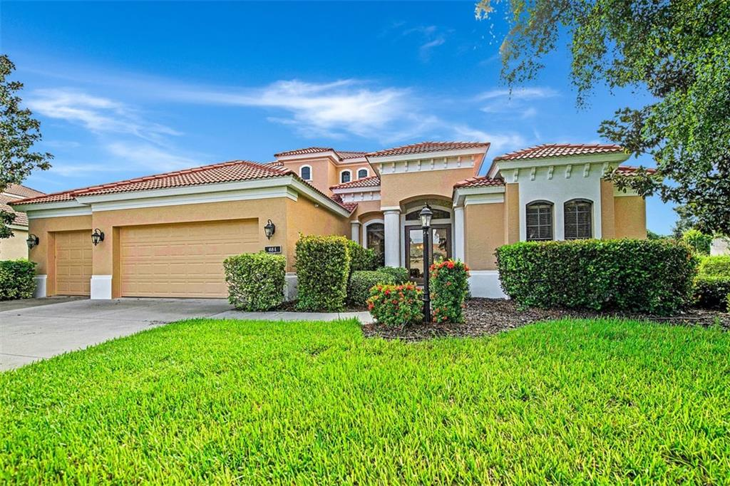 HOA - Single Family Home for sale at 684 Crane Prairie Way, Osprey, FL 34229 - MLS Number is A4478575