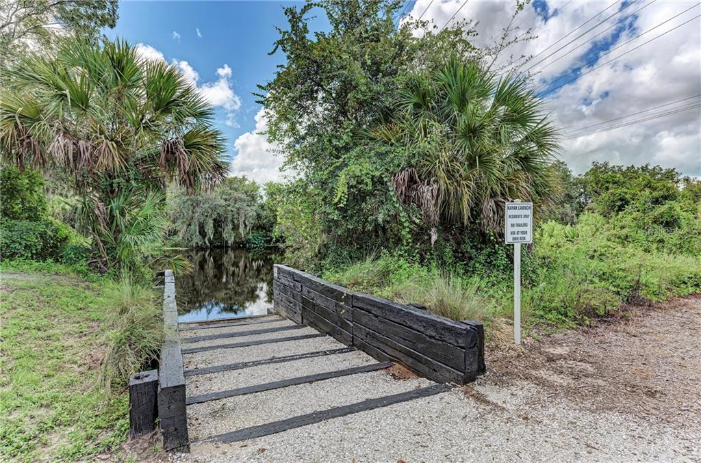 Community canoe ramp - Single Family Home for sale at 7118 68th Dr E, Bradenton, FL 34203 - MLS Number is A4480398