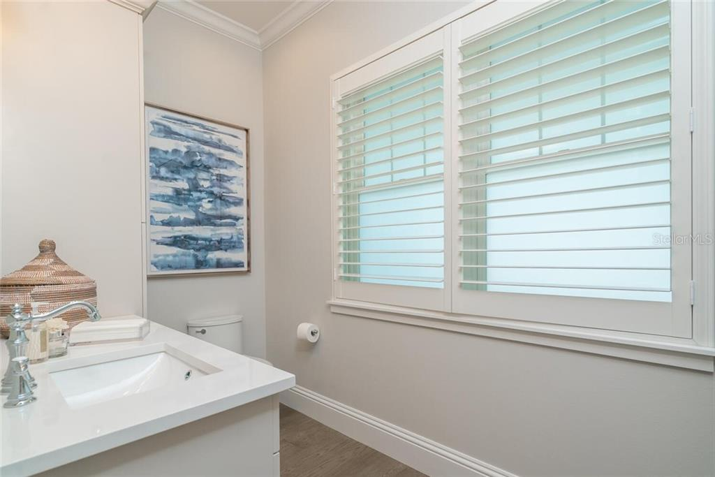 Main Home Powder Room - Single Family Home for sale at 1778 Hyde Park St, Sarasota, FL 34239 - MLS Number is A4480901