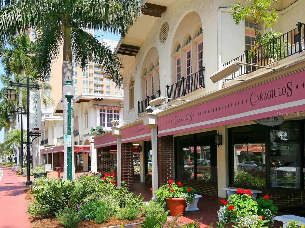 The historic shops along Palm Avenue are just a short walk away. - Condo for sale at 1111 Ritz Carlton Dr #1506, Sarasota, FL 34236 - MLS Number is A4480943