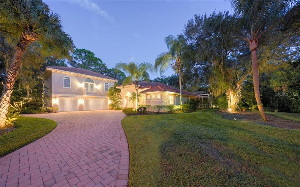 Seller's Real Property Disclosure - Single Family Home for sale at 4700 Windsor Park, Sarasota, FL 34235 - MLS Number is A4482416