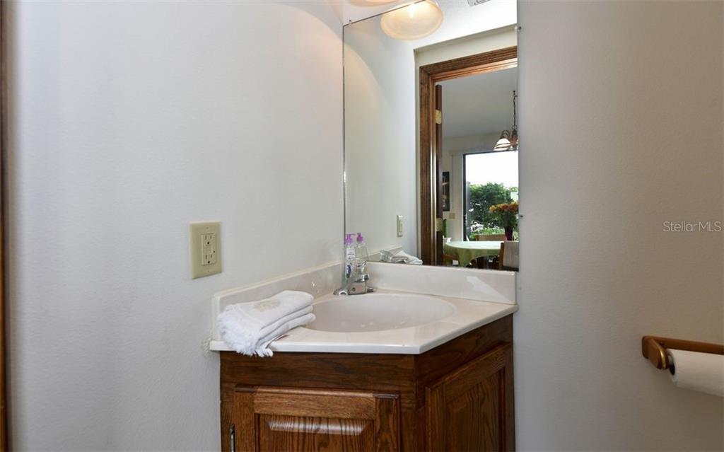 4th bedroom vanity/sink - Single Family Home for sale at 9219 Bimini Dr, Bradenton, FL 34210 - MLS Number is A4483083