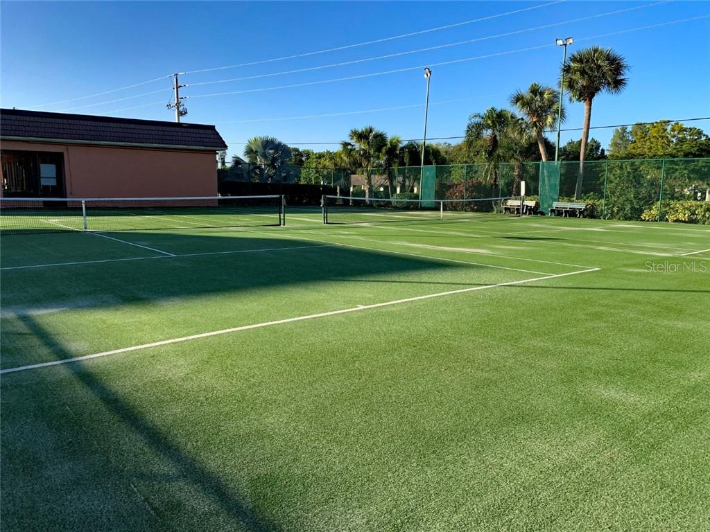 Tennis Courts - Condo for sale at 9011 Midnight Pass Rd #328, Sarasota, FL 34242 - MLS Number is A4483601