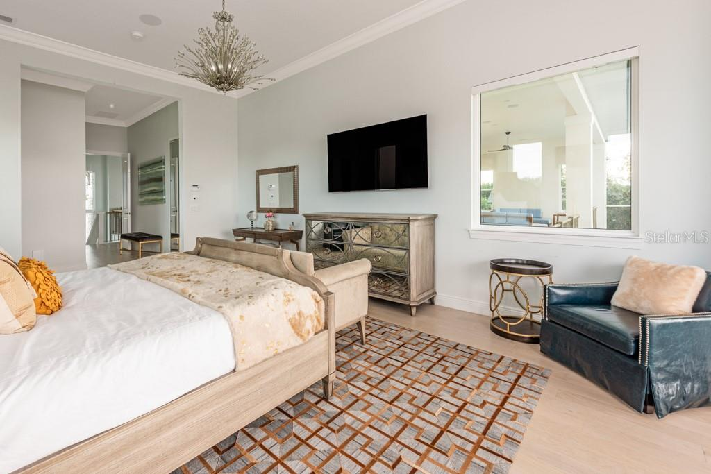 Master Suite - Single Family Home for sale at 121 Seagull Ln, Sarasota, FL 34236 - MLS Number is A4483951