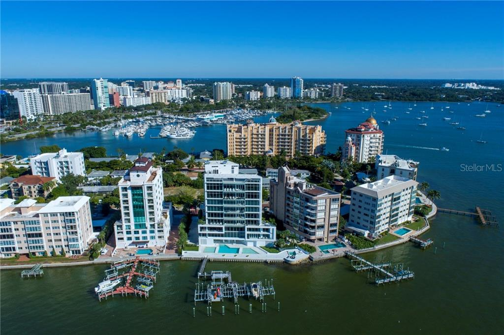 Condo for sale at 280 Golden Gate Pt #300, Sarasota, FL 34236 - MLS Number is A4484085