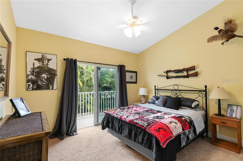 Guest bedroom 3. - Single Family Home for sale at 1145 Horizon View Dr, Sarasota, FL 34242 - MLS Number is A4486759