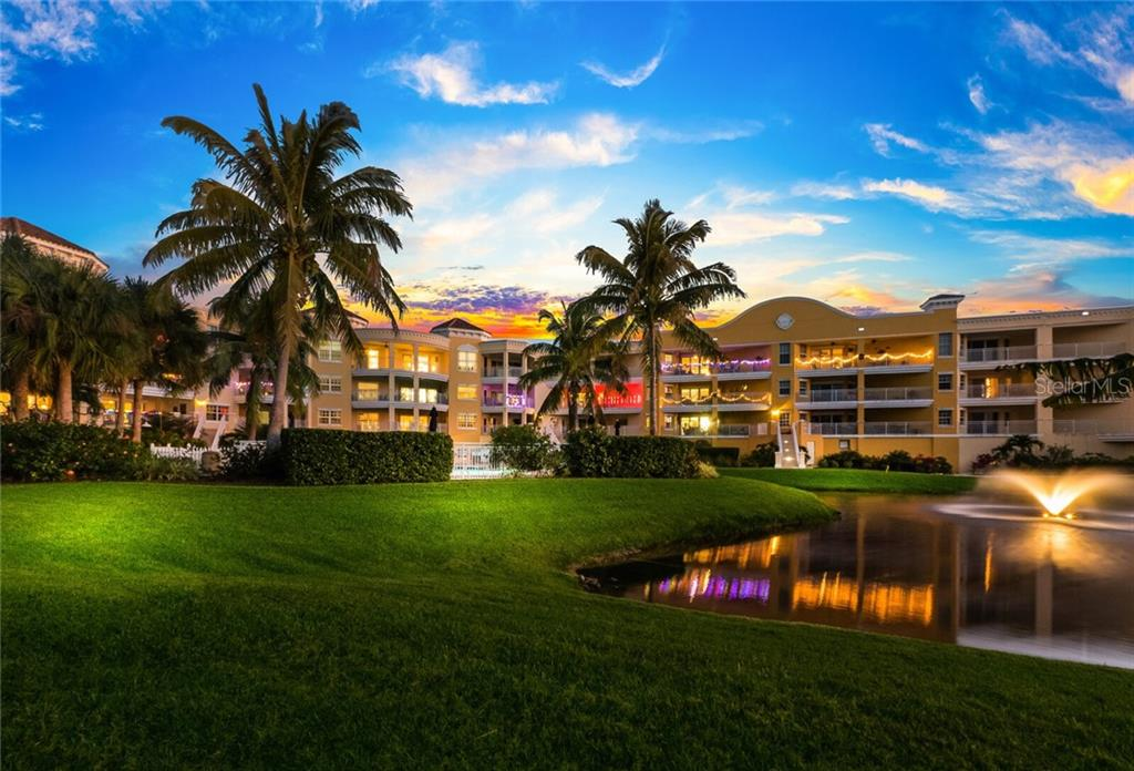 World-class Marina Village at Bellagio Harbor Village. - Condo for sale at 14021 Bellagio Way #407, Osprey, FL 34229 - MLS Number is A4487552