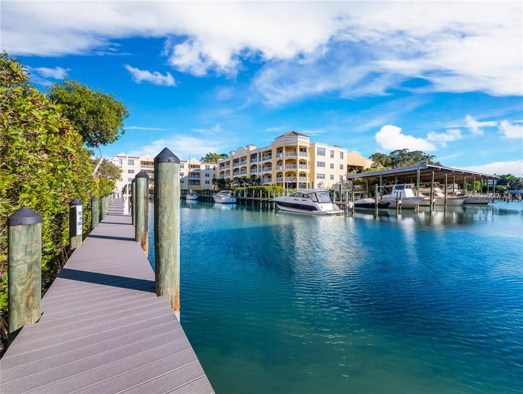 World class boating community. - Condo for sale at 14021 Bellagio Way #407, Osprey, FL 34229 - MLS Number is A4487552