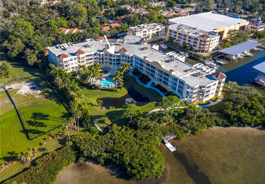 Near by state parks, waterfront restaurants, and beaches. - Condo for sale at 14021 Bellagio Way #407, Osprey, FL 34229 - MLS Number is A4487552