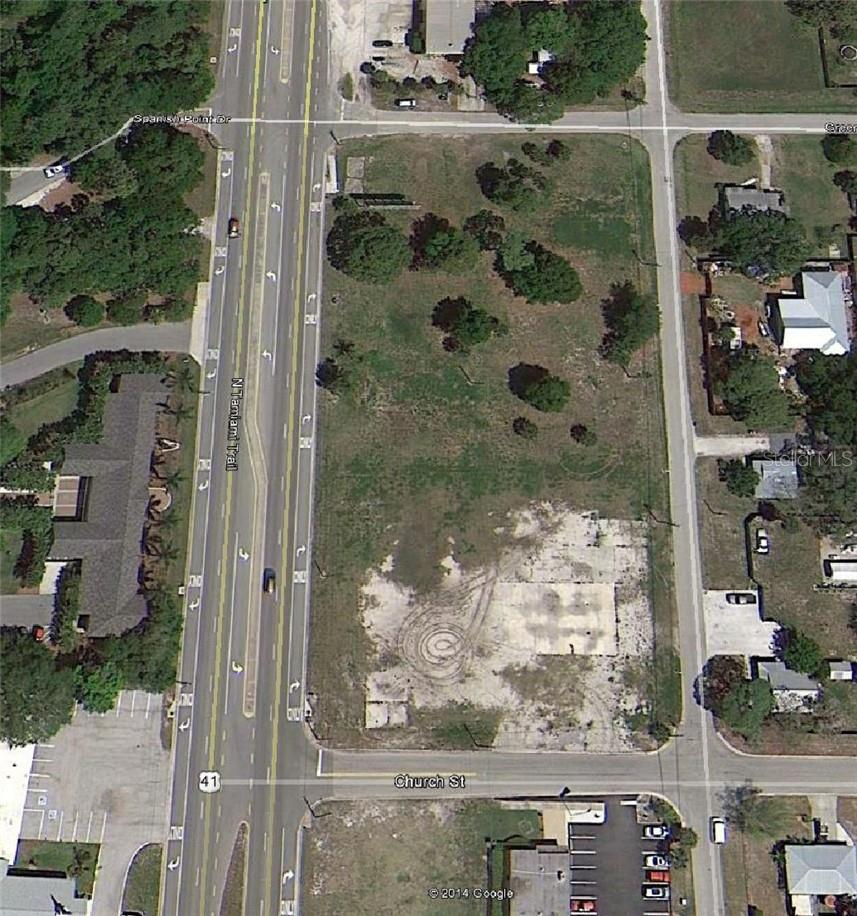 Vacant Land for sale at 300 N Tamiami Trl, Osprey, FL 34229 - MLS Number is A4487739