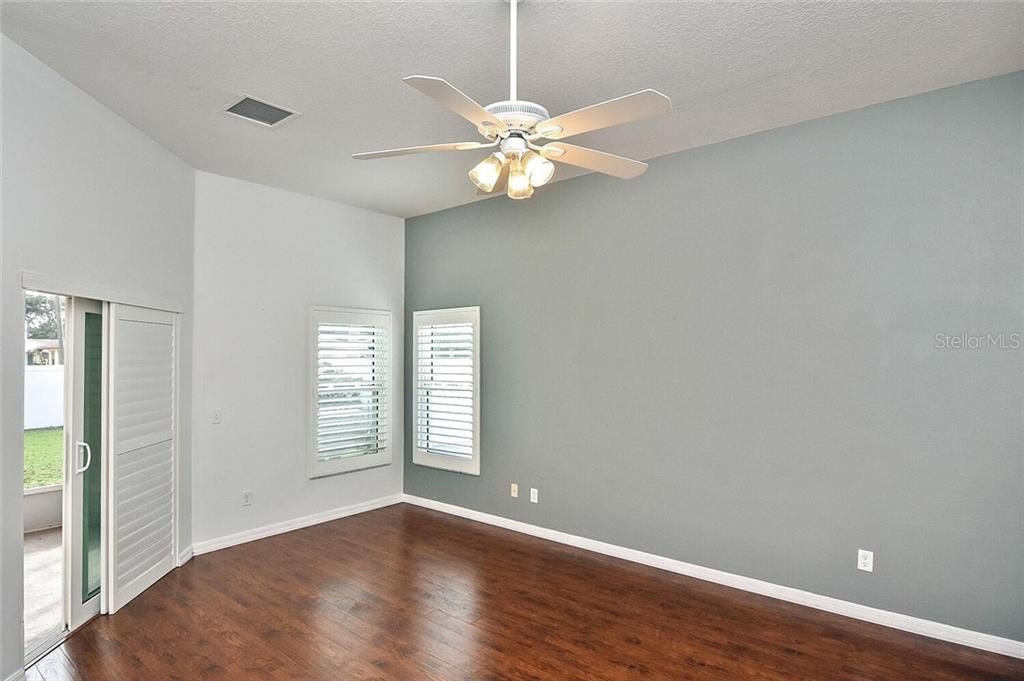 Master bedroom - Single Family Home for sale at 4339 Manfield Dr, Venice, FL 34293 - MLS Number is A4488140