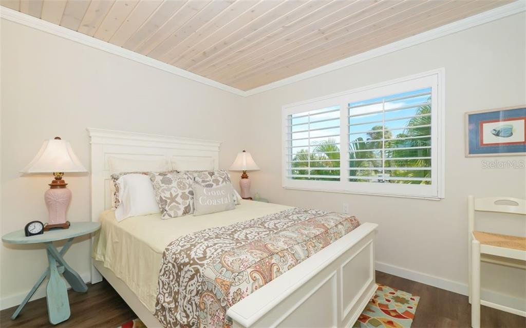 Second bedroom - Condo for sale at 761 John Ringling Blvd #28, Sarasota, FL 34236 - MLS Number is A4490945