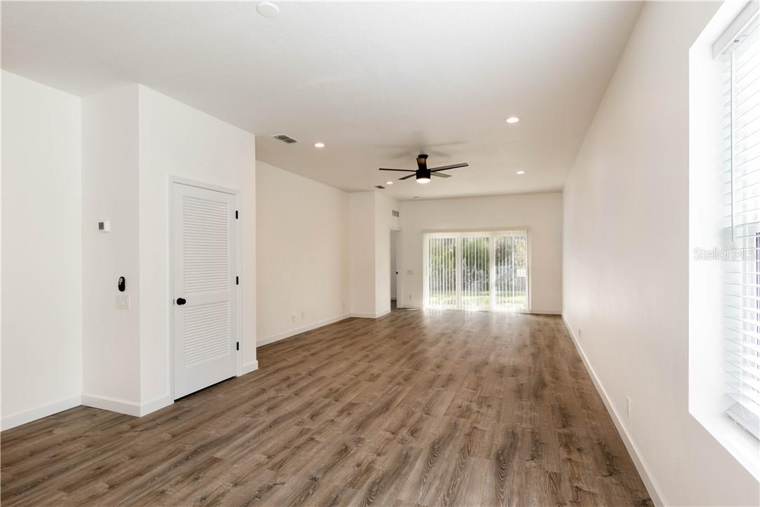 Typical Interior - Single Family Home for sale at 1721 White Orchid Court, Sarasota, FL 34235 - MLS Number is A4491415