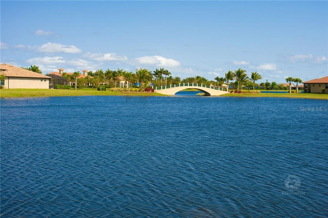 Enjoy miles of trails and waterfront in Islandwalk, where you can stay as active as you choose to be! - Villa for sale at 13883 Botteri St, Venice, FL 34293 - MLS Number is A4493523
