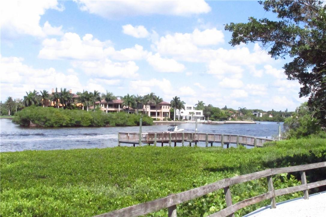BAYSIDE INTRA COASTAL WATERWAY - Condo for sale at 1087 W Peppertree Dr #221d, Sarasota, FL 34242 - MLS Number is A4493593