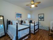 Bedroom 2 - Single Family Home for sale at 5555 Cape Leyte Dr, Sarasota, FL 34242 - MLS Number is A4157475