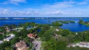 Aerial View - Single Family Home for sale at 1620 Assisi Dr #19, Sarasota, FL 34231 - MLS Number is A4163976