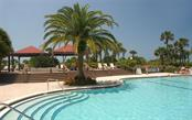 Community Pool - Condo for sale at 535 Sanctuary Dr #c108, Longboat Key, FL 34228 - MLS Number is A4172623