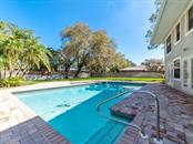 20 x 40 Paved Pool with automatic pool sweep - Single Family Home for sale at 7812 17th Ave W, Bradenton, FL 34209 - MLS Number is A4178350