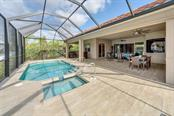 Pool & Spa - Single Family Home for sale at 505 Mast Dr, Bradenton, FL 34208 - MLS Number is A4184659