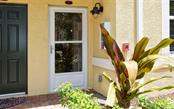 Entrance - Condo for sale at 81 Navigation Cir #103, Osprey, FL 34229 - MLS Number is A4188370