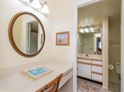 Master bathroom - Condo for sale at 19 Whispering Sands Dr #205, Sarasota, FL 34242 - MLS Number is A4189914