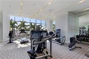 Fitness center - Condo for sale at 1155 N Gulfstream Ave #305, Sarasota, FL 34236 - MLS Number is A4202467