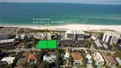 Spectacular Lido Key location.  Steps to pristine sand & the Gulf of Mexico. - Condo for sale at 254 S Polk Dr #101, Sarasota, FL 34236 - MLS Number is A4205702