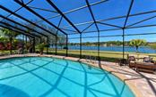 Rare 11' deep solar heated pool. - Single Family Home for sale at 5122 Willow Leaf Dr, Sarasota, FL 34241 - MLS Number is A4209555