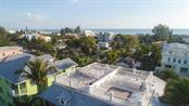 View from above - Single Family Home for sale at 455 Canal Rd, Sarasota, FL 34242 - MLS Number is A4209817