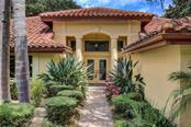 Grand entrance way - Single Family Home for sale at 3896 Boca Pointe Dr, Sarasota, FL 34238 - MLS Number is A4213831