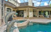 Pool and Spa - Single Family Home for sale at 3183 Dick Wilson Dr, Sarasota, FL 34240 - MLS Number is A4412326