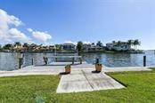 10,000 lb lift, new dock surface. - Single Family Home for sale at 7689 Cove Ter, Sarasota, FL 34231 - MLS Number is A4417242