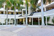 Secured locked entrance to building - Condo for sale at 1930 Harbourside Dr #117, Longboat Key, FL 34228 - MLS Number is A4420232