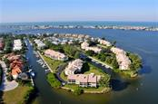 Aerial. - Condo for sale at 3905 Mariners Walk #814, Cortez, FL 34215 - MLS Number is A4421018