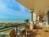 Private Terrace w/BBQ & Prep Station - Condo for sale at 2399 Gulf Of Mexico Dr #3c3, Longboat Key, FL 34228 - MLS Number is A4421722