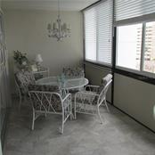 Lanai - Tile Floor - Condo for sale at 1125 W Peppertree Dr #603, Sarasota, FL 34242 - MLS Number is A4430690
