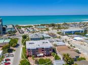 Looking west from the building to the Gulf of Mexico and beaches - Condo for sale at 131 Garfield Dr #1b, Sarasota, FL 34236 - MLS Number is A4432013