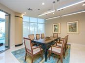 Sarabande Conference/Meeting Room - Condo for sale at 340 S Palm Ave #74, Sarasota, FL 34236 - MLS Number is A4432744