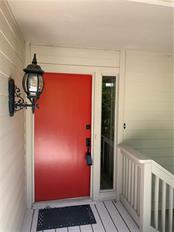 Front Door - Single Family Home for sale at 1225 Sea Plume Way, Sarasota, FL 34242 - MLS Number is A4434060