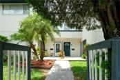 Townhouse for sale at 1128 Longfellow Rd, Sarasota, FL 34243 - MLS Number is A4443375
