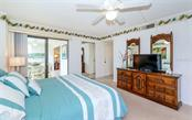 Master Bedroom - Condo for sale at 5855 Midnight Pass Rd #429, Sarasota, FL 34242 - MLS Number is A4446942